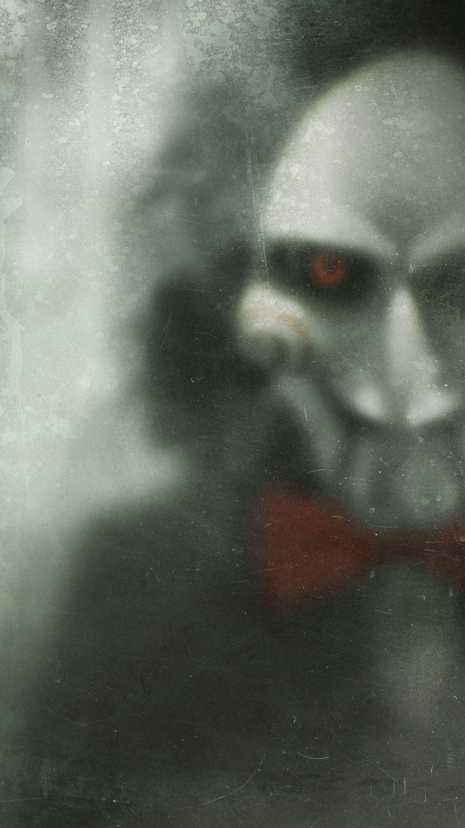 Jigsaw 2017 Phone Wallpaper Horror Horror Horror Films