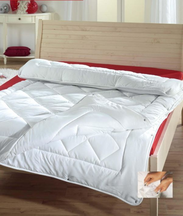 4-JAHRESZEITEN Microfaser-Steppbett 135x200 Bettdecke kaufen