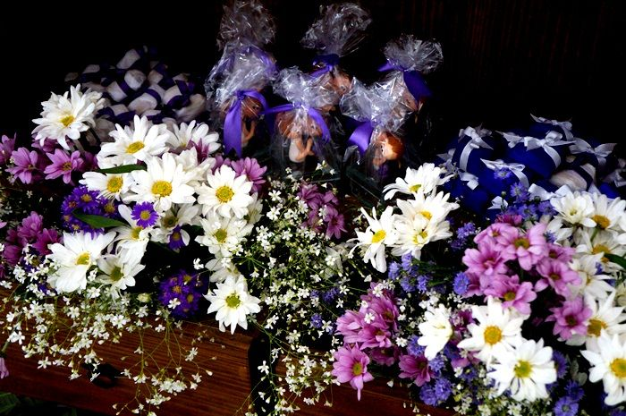 Flores do campo!