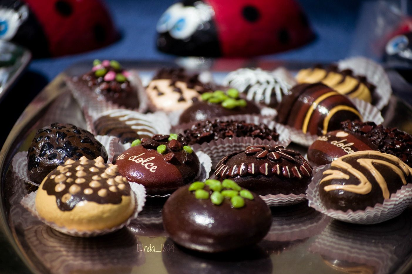 #food #stones #sweet #candies #photography  Photo by Linda_1604 Creations by Liliana Laffineur