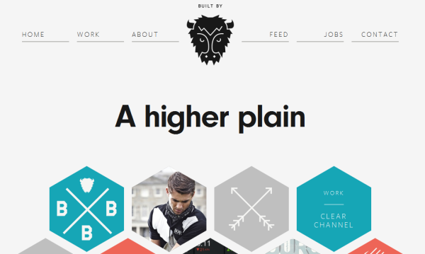 30 Beautiful Clean Website Designs Which Help The User Focus On ...