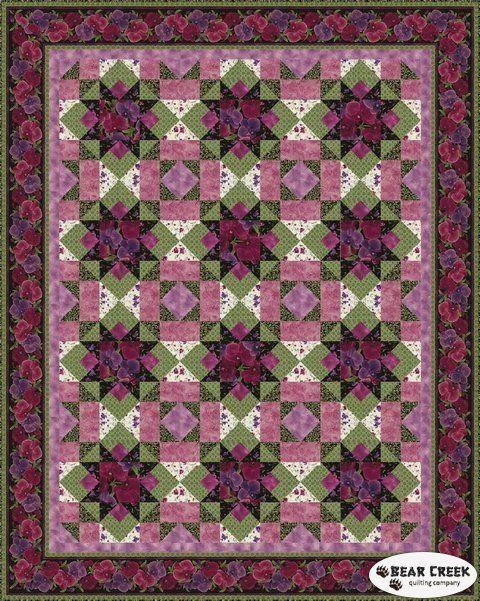 Wild Orchid Elegant Ordhids Free Quilt Pattern Flower Quilts Quilt Patterns Free Free Quilting