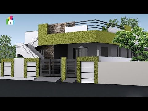 Single Floor Front Elevations 2019 Top Modern Small Home 3d Elevation Photos Yo Small House Elevation Design Small House Exteriors Small House Front Design