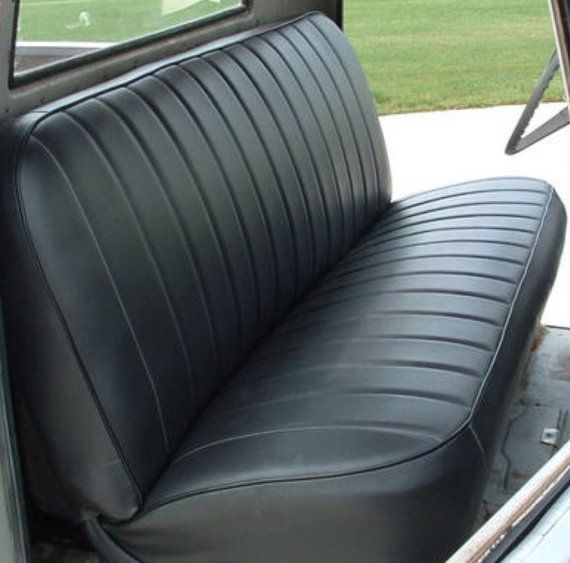 Pleasant The Easy Rider Custom Truck Bench Upholstery 1953 1954 Machost Co Dining Chair Design Ideas Machostcouk
