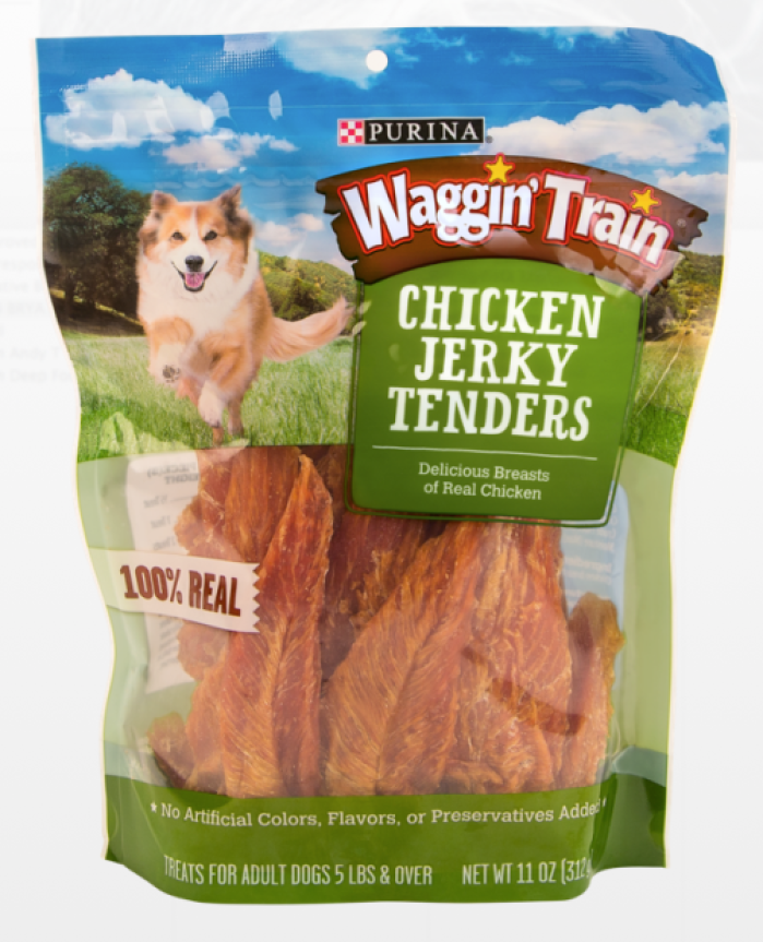 Nestlé Purina reviving Waggin' Train after withdrawal
