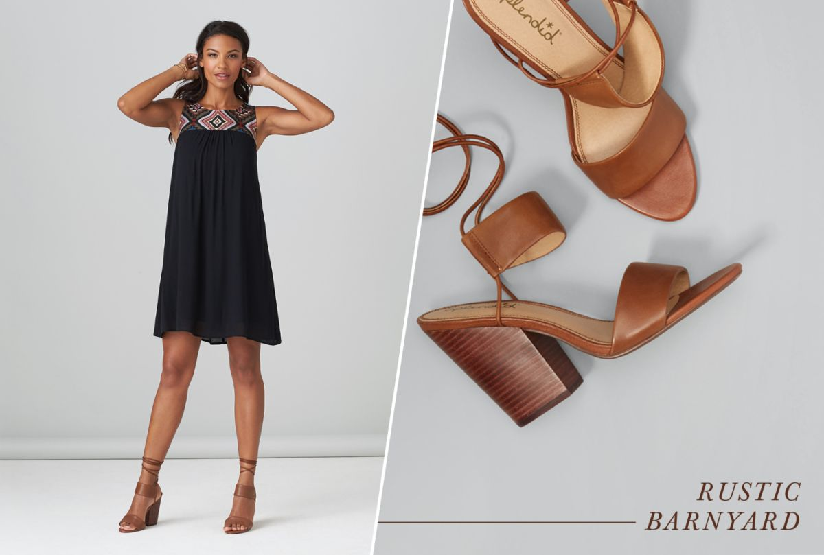 Summer dresses to wear to a wedding  What To Wear To A Summer Wedding  Embellished sandals Wedding and