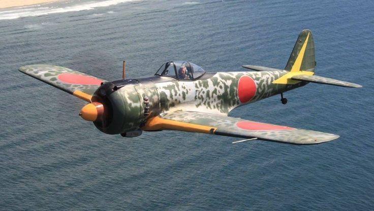 """Kuvahaun tulos haulle Ki-43 """"Hayabusa"""