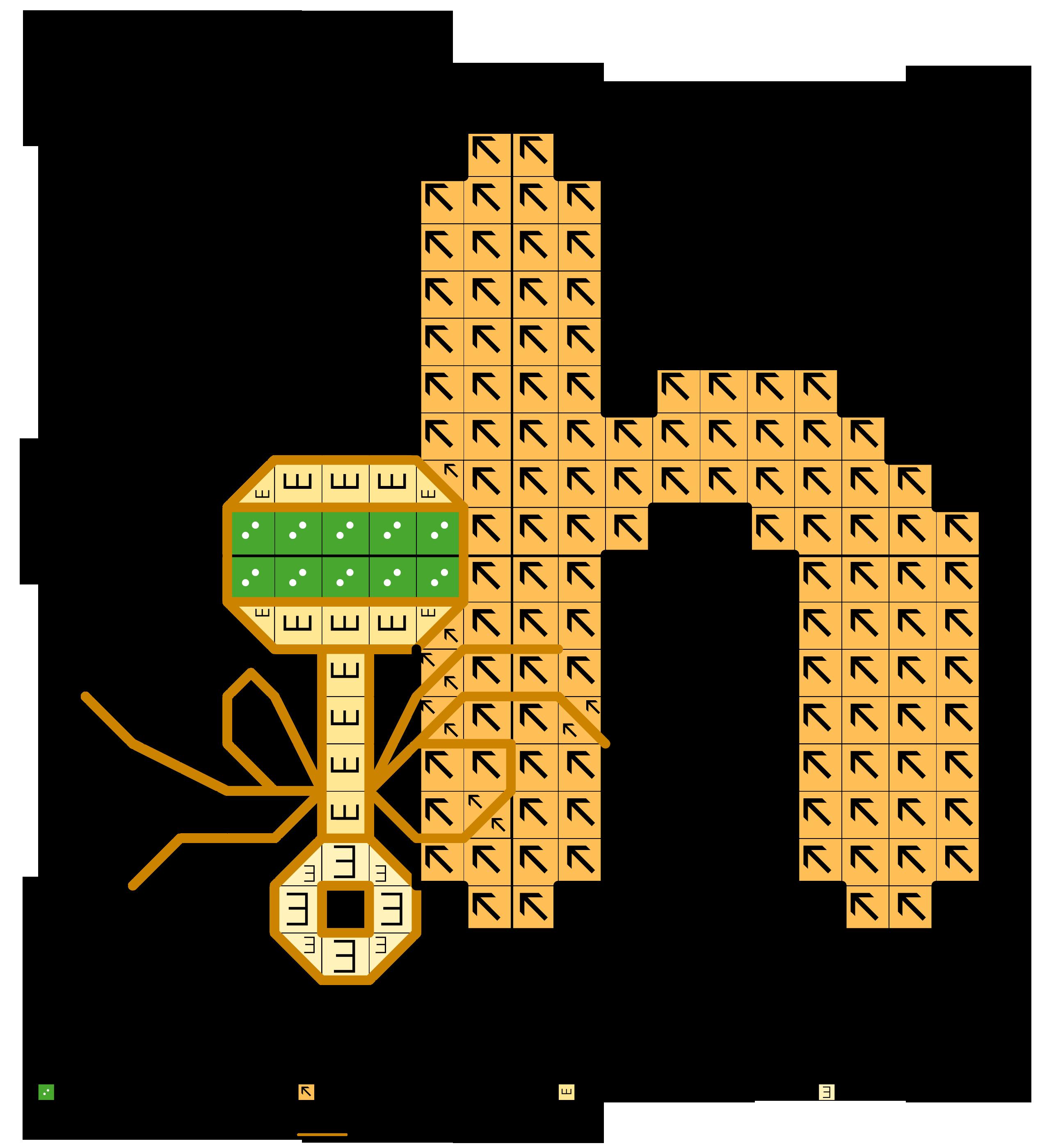 alfabeto delle spille da balia: H
