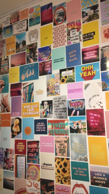 Aesthetic Pinterest Room Wall Ideas