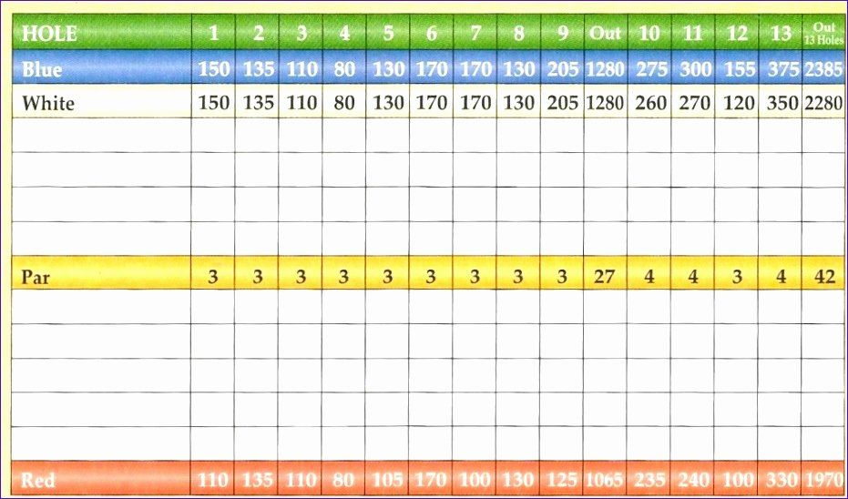 Golf Scorecard Template Check More At Https Nationalgriefawarenessday Com 22133 Golf Scorecard Template Golf Scorecard List Of Jobs Templates