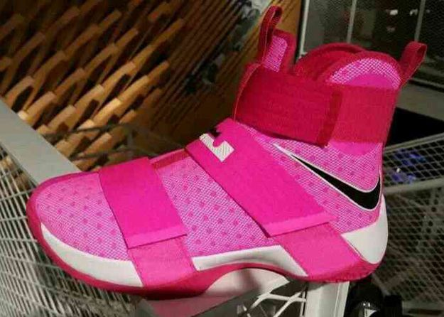 f27e7b4b1e7a A First Look At The Nike LeBron Zoom Soldier 10 Kay Yow