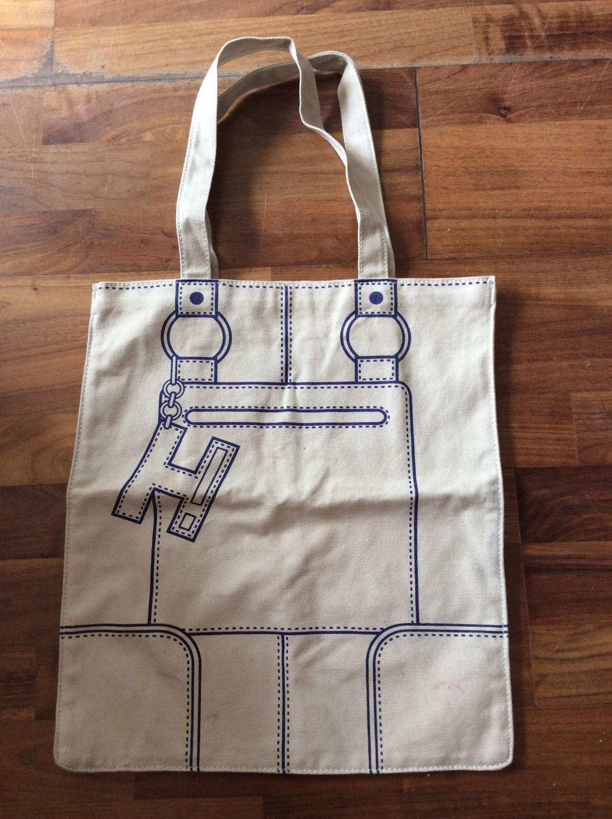 Henry Holland Canvas Tote Bag Totes Bags