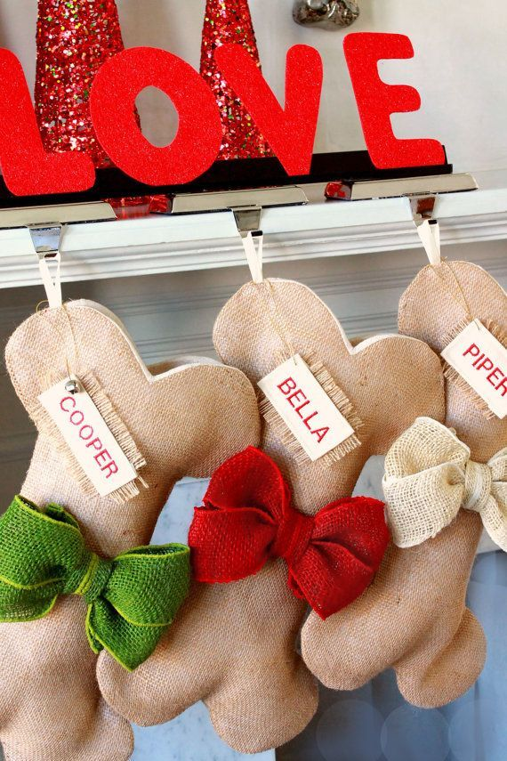 Ready to ship CHRISTMAS STOCKING, Personalized Christmas Stocking ...