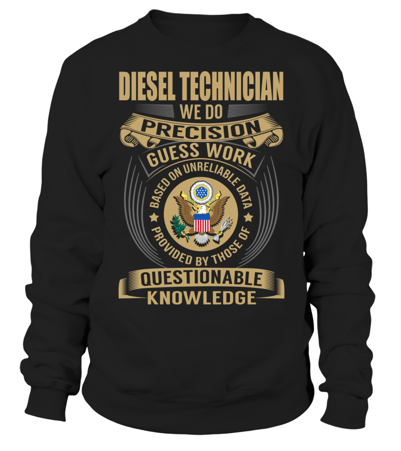 Diesel Technician - We Do Precision Guess Work