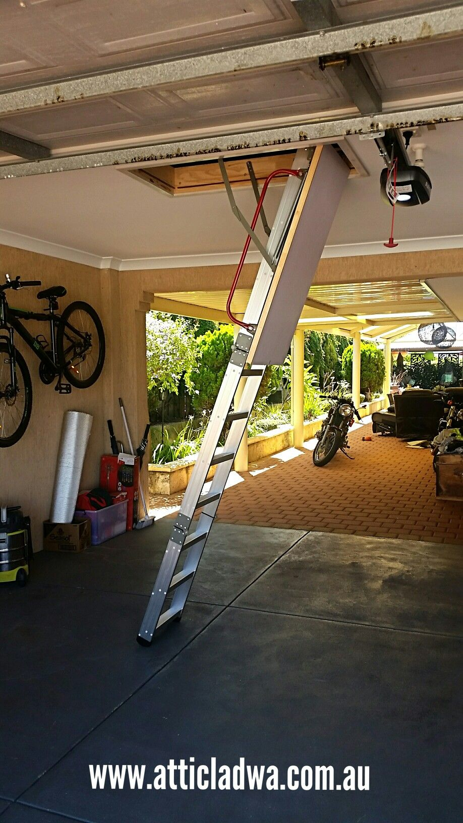 Loft Perth Affordable Loft Ladders And Loft Storage To Your Perth Home By