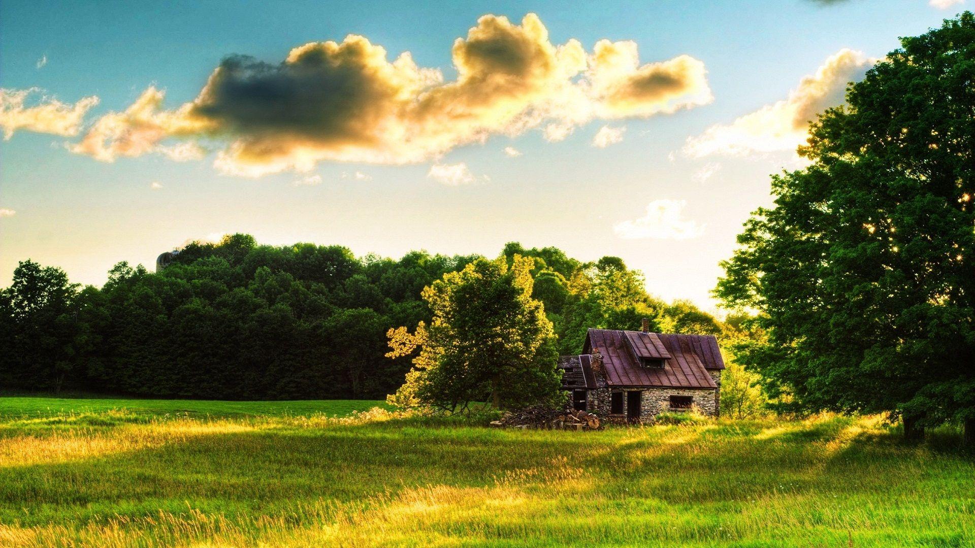 Beautiful farmhouse wallpaper | HD Wallpapers Rocks | Beautiful ... for Farmhouse Wallpaper Hd  58lpg
