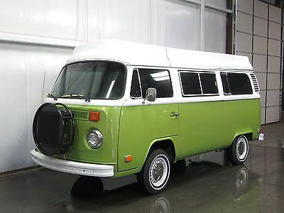 1976 Volkswagen Bus/Vanagon Camper Bus  | eBay