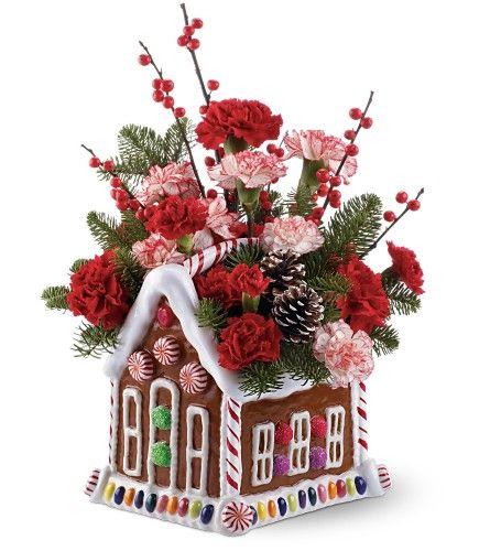 christmas flower decorations home decoration tricks - Flower Decorations