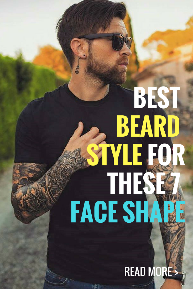 Super Face Shape Guide Choose The Best Beard Style For You Today Schematic Wiring Diagrams Phreekkolirunnerswayorg