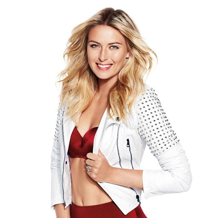 Hairstyling Tips to Ace Maria Sharapova's Cover Look