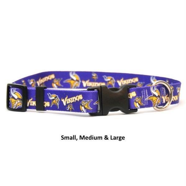 Minnesota Vikings Nylon Collar in 2018  2a22eaa0e