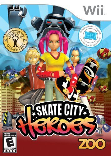 Skate City Heroes Nintendo Wii To View Further For This Item