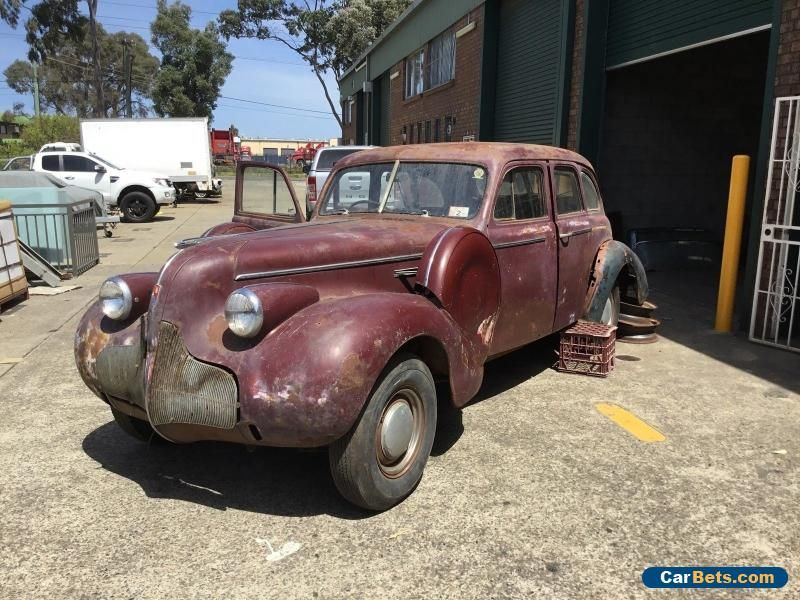 1939 Buick Century - 6 wheel equipped - Ford Chev Holden Good Hot ...