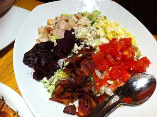 COBB SALAD California Pizza Kitchen Copycat Recipe | food-salads and ...