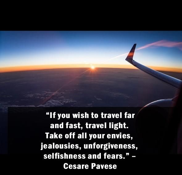 Travel and leisure and encouragement quotes - be excited ...