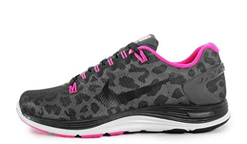 bec436abd08b Womens LunarGlide 5 Shield black purple grey 615980 006 size 115     Read  more at the image link.