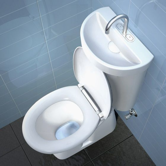 Economie D Eau Dans Les Toilettes Ba Os Decoraci N