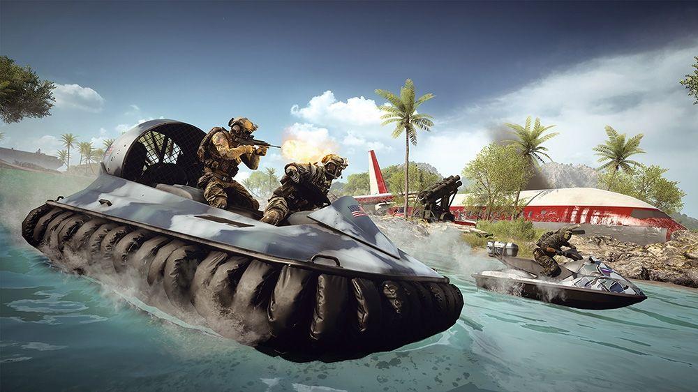 Xbox 360 Battlefield 4 Naval Strike Dlc 100 Free With Gold