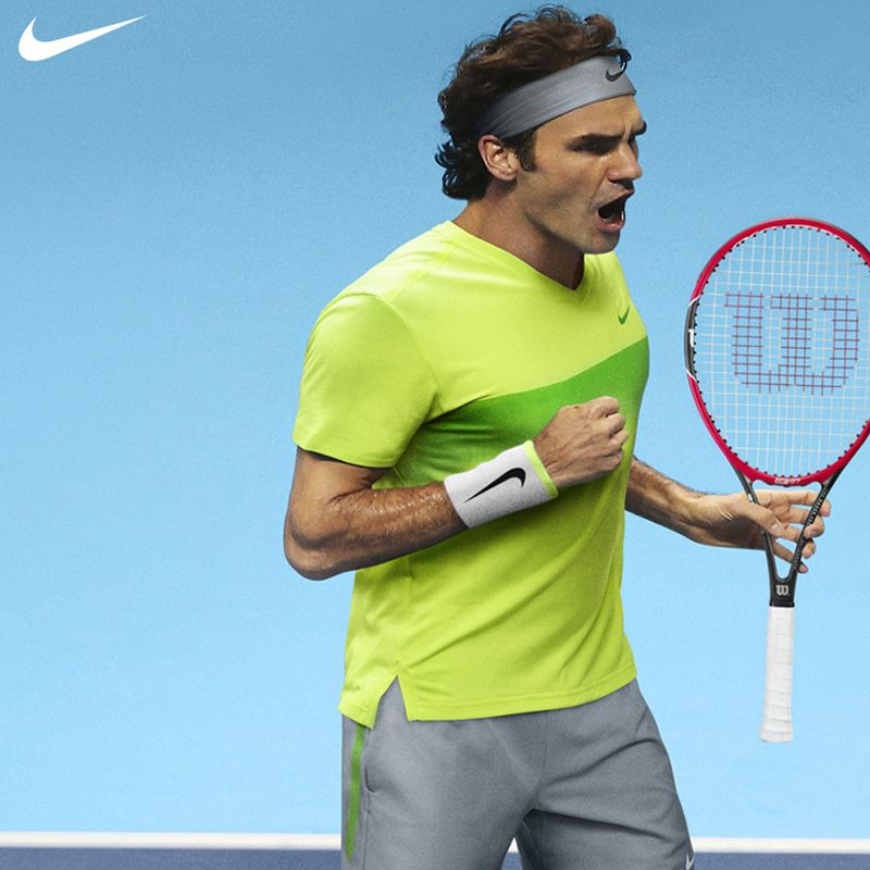Roger Federer NikeTennis (With images) Tennis, Nike