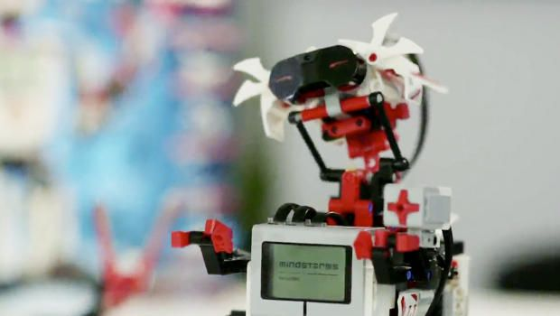 Mindstorms EV3 Tips And Tricks From The Creator Of Lego Wall-E ...