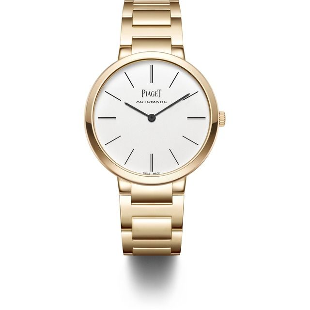 Piaget Altiplano Gold Bracelet 38mm Automatic Pink Gold G0A40113