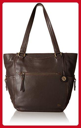 The Sak Kendra Work Tote, Cocoa - Top handle bags (*Amazon Partner-Link)