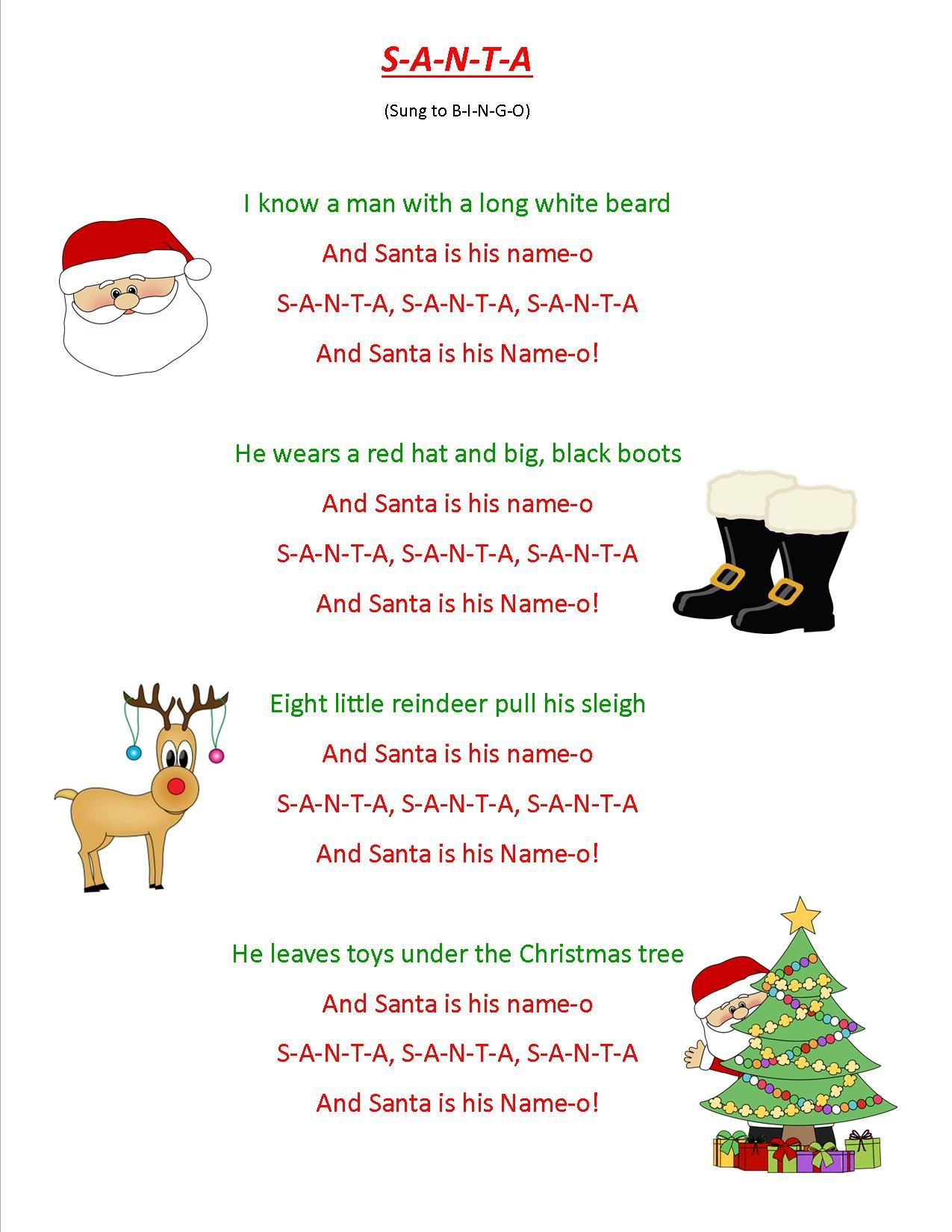 Preschool Christmas Storytime