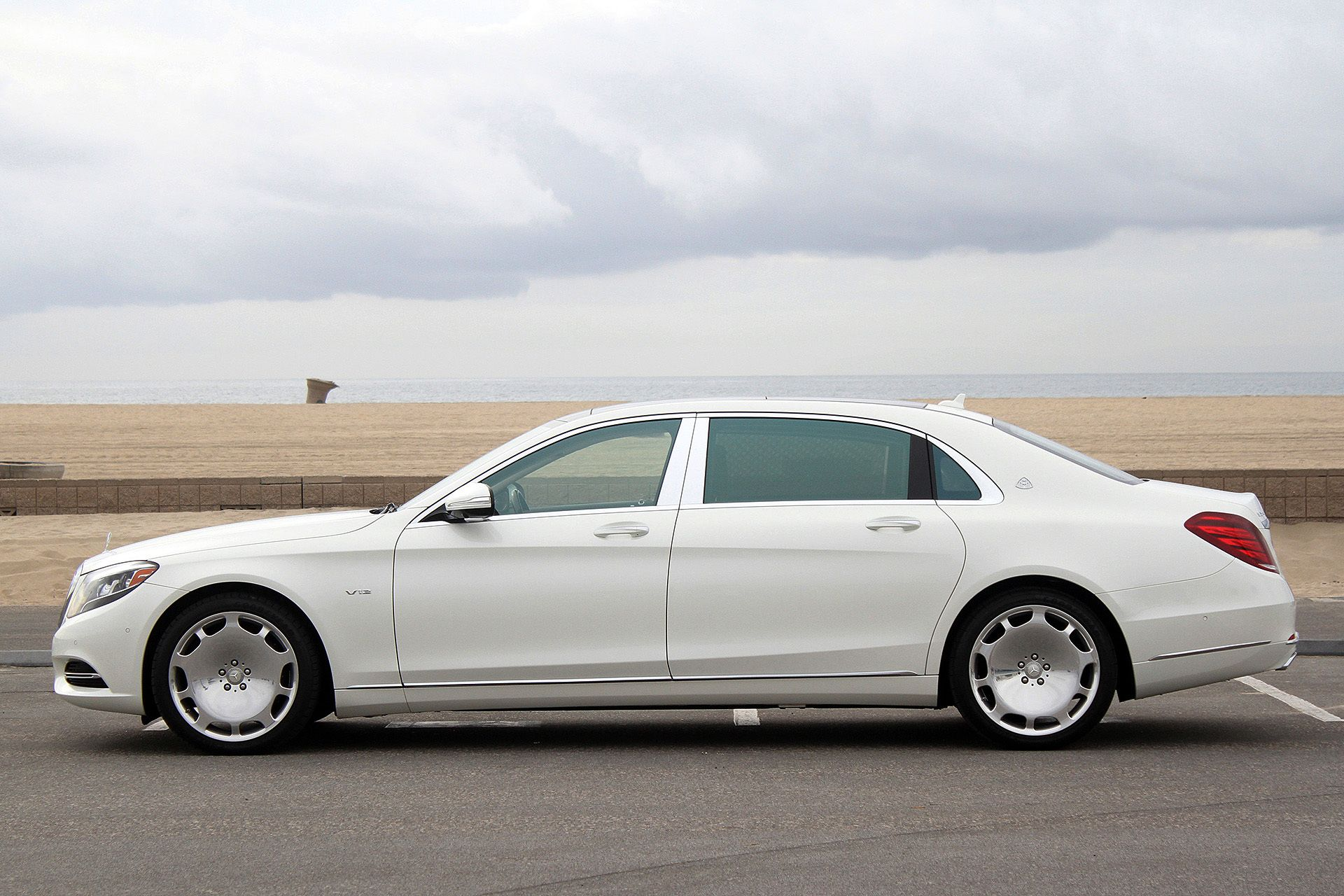 Get to Know the 2016 Mercedes Maybach S600 in 57 New s