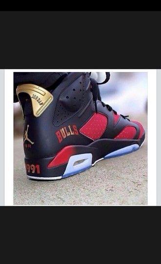 Air Jordan 1991 Chaussures De Taureaux Pour Les Enfants