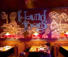 Hound dogs pizza columbus ohio