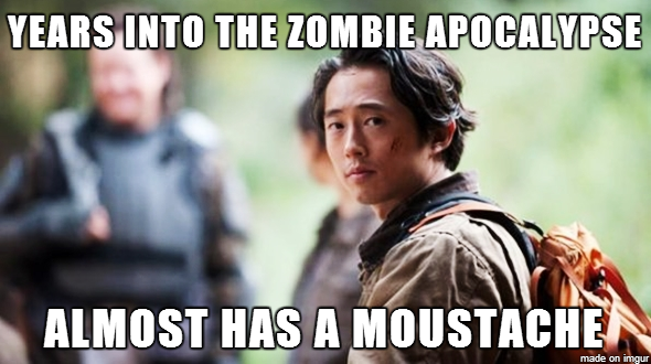 30 Hilarious Walking Dead Memes from Season 4 from Dashie...