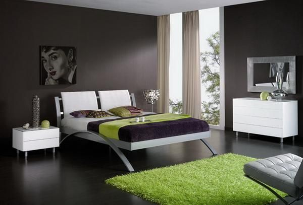 Minimalist Bedroom Decoration Furniture Contemporary Bedroom Furniture Bedroom Interior Bedroom Furniture Design