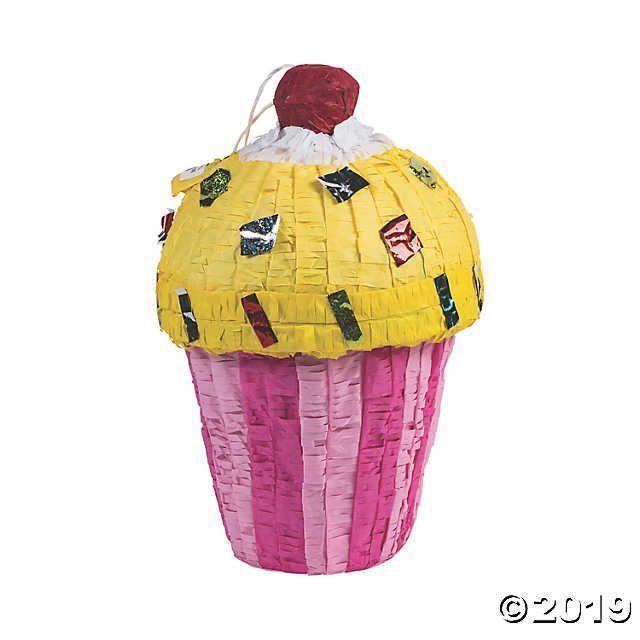 Photo of Geburtstagsfeier Cupcake Piñata | Orientalischer Handel – Lassen Sie sie Kuchen…