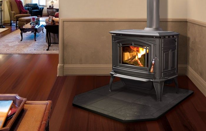 Enviro Boston 1200 Cast Iron Freestanding Wood Stove Fireplaces Wood Stove Wood Stove Fireplace Corner Wood Stove