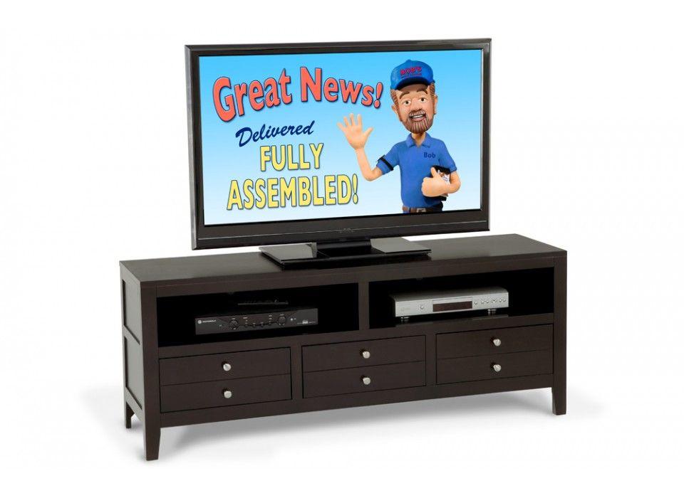 Tahoe Entertainment Video Base Entertaining Entertainment Video Bobs Furniture