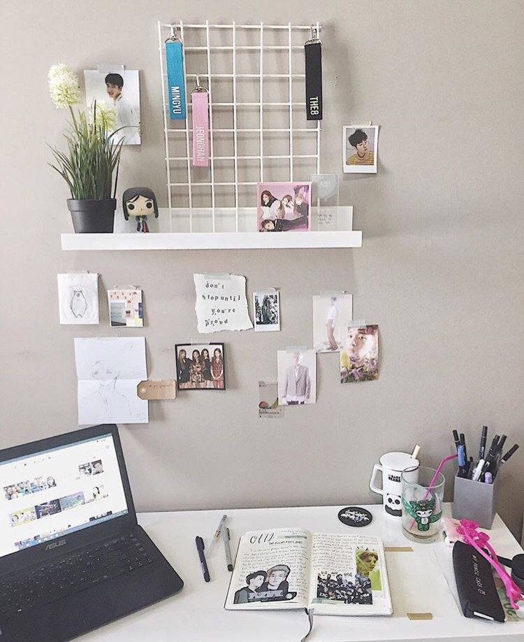 Pin By Nur Syauqina On 방 Rooms Army Room Decor Aesthetic