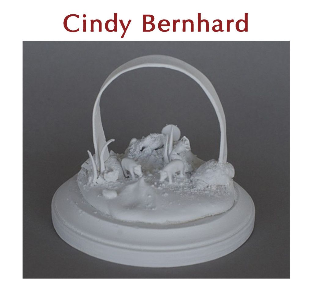 Cindy Bernhard, mixed media sculpture, represented by Jennifer Norback Fine Art | info@jennifernorbackfineart.com | 773 671 5945