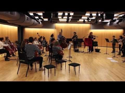 Fiddle Workshop Highlights - YouTube