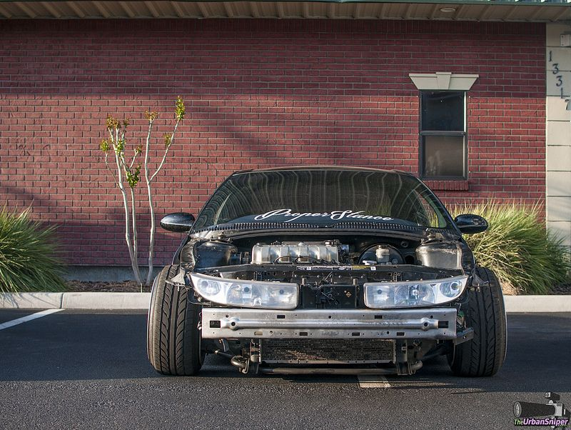 Proper Stance on a Saturn... looks good to me
