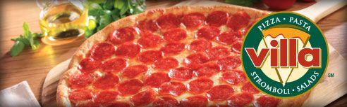 villa fresh italian kitchen bogo free cheese pizza slice purchase coupon - Villa Italian Kitchen